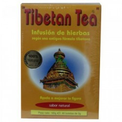 INFUSION TIBETAN TEA NATURAL