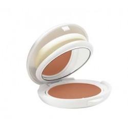 Maquillaje compacto arena Avene fotoprotector SPF50+