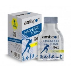 MAGNESIO TOTAL AMLSPORT GEL LIMON 12 SOB