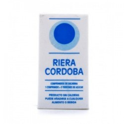 SACARINA RIERA CORDOBA 200 COMP