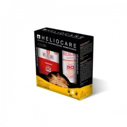 PACK HELIOCARE GELCR+COMPAC SPF50 LIGHT