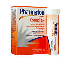 PHARMATON COMPLEX 20 COMP EFTE
