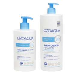 Jabon Liquido Ozoaqua eficaz Coronavirus