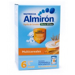 ALMIRON MULTICEREALES BIFIDUS 600 GR