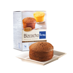 BIZCOCHO CHOCOLATE NUTRICARE