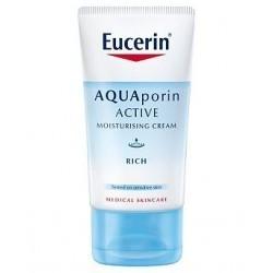 CREMA EUCERIN AQUAPORIN ENRIQ P/S/SEN 40