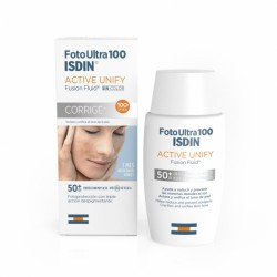 Fotoprotector Ultra Active Unify Fusion Fluid SPF50+