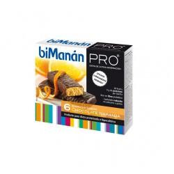 BIMANAN PRO BARRITAS CHOCOLATE NARANJA 6