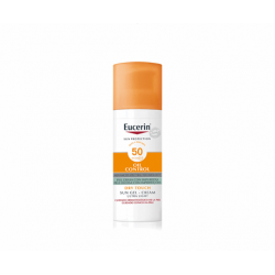 Gel crema oil control dry touch spf 50 eucerin