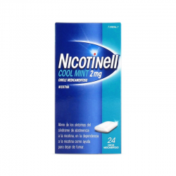 Nicotinell 2 mg 24 chicles