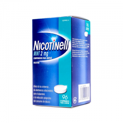 Nicotinell 2 mg 96 chicles