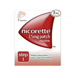Nicorette 5 mg 7 parches