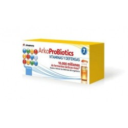 ARKOPROBIOTICS VIT Y DEFENSAS AD 7 DOSIS