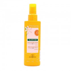 Klorane-Polysianes spray fotoprotector lácteo SPF50+ 200ml