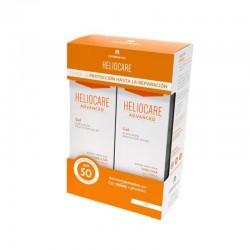 Duplo gel Heliocare Advanced SPF50+ 2x200ml