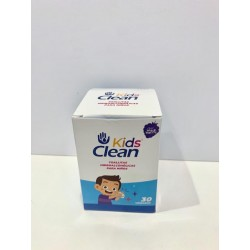 Toallitas  hidroalcoholicas niños clean kids
