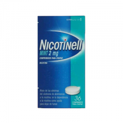 Nicotinell 2mg 36 comp para chupar