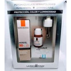 Pack protección, color y luminosidad La Roche Posay