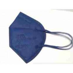 Mascarilla Ffp2 CE  Color azul marino 1 Unidad