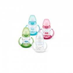 BIB NUK FIRST CHOICE ROSE ENTRENA 150 ML