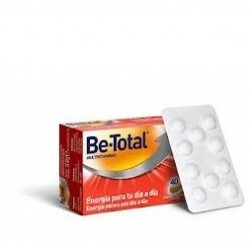 BE TOTAL PLUS ADULTOS 40 COMP