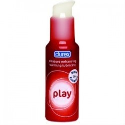 LUBRICANTE DUREX PLAY CALOR 50 ML
