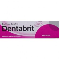 PASTA DENTABRIT SENSIBLE 75 ML
