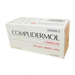 COMPLIDERMOL 50 CAPS