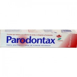 PASTA PARODONTAX FLUORADA 75 ML