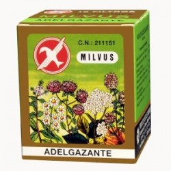 INFUSION MILVUS ADELGAZ 10 UDS