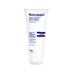 GEL NUTRATOPIC BAÑO EMOLIENTE 750 ML