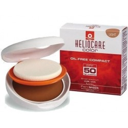 HELIOCARE COMPAC COLOR LIGHT FPS 50 10GR