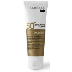 EMUL SUNLAUDE EX PLUS SPF 50+ COLOR 50ML