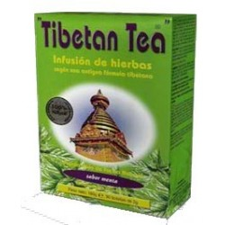 INFUSION TIBETAN TEA MENTA