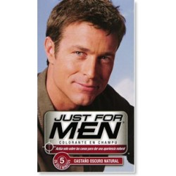 JUST FOR MEN CASTA OSCURO